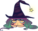 Lil' witch by Anolee