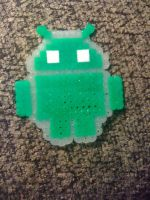 Android Robot Bead Sprite by fmagirl09