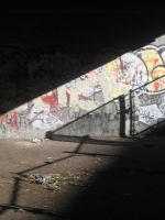Dramatic Underpass 3 by icompton01