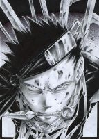 Zabuza by shichinin-tai