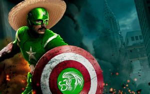 Captain Mexico by Trevinoss97