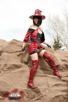 Guilty Gear - I-no 10 by Hyokenseisou-Cosplay