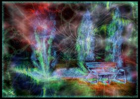 Magnetic Park by WorlockMolly