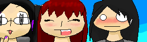 icons 4 friens DONE by Aekamii