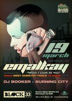 Emalkay At Block 33 by prop4g4nd4