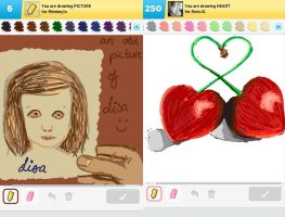 Draw Something!!! (Day 148) by Hedwigs-art