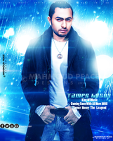 Tamer Hosny New Work 2015 by JUSTMEPEACE