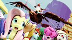 Deadpool kills the MLP universe by Scotchlover