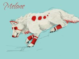 another  adoption_ Melane by CreatTheCrow