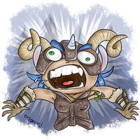 Fus Ro DERP! by syrcaid