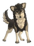 -:Mexican Wolf:- by PulsingLights