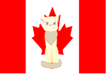 Canada Cat by Demon-of-Insanity