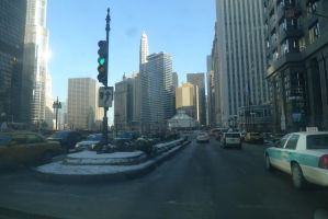 Streets of Chicago by imadrinkyersoda