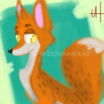 WHAT DOES THE FOX SAYS? (actually don't sing it) by DovahKriid