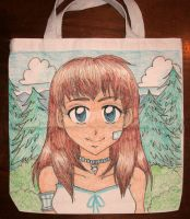 Cute little adventure bag~ by rose-star