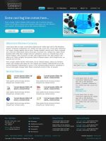 Tangent Business Template by rjoshicool