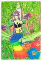 Empress of Woods by Jeevana