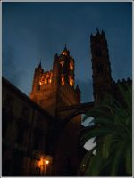 Palermo - The Cathedral by XElYX