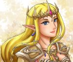 Queen Zelda by theLostSindar