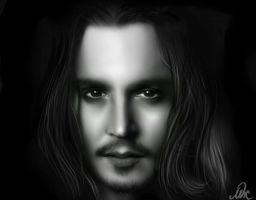 Johnny Depp by die-Seee
