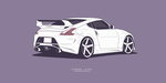 COMMISSION: Nissan 370z by AeroDesign94