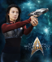 Captain Ives | Commanding Officer | U.S.S. Theurgy by Auctor-Lucan