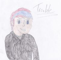 Humanized Trouble by gpfml