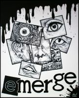 (E)merge [Portrait in Pieces] by constantly-confused