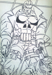 Punisher by Rock5tar