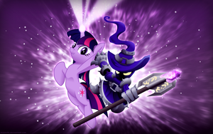Twilight x Veigar by Airhooves