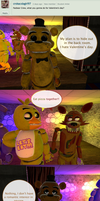 Ask the Crew Answer 29 FNaF by AskTheFazbearCrew
