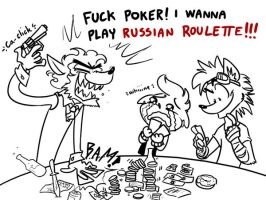 Psycho Poker by Frankyding90