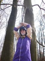 Hinata kidnapped in the woods 3 by Natsuko-Hiragi