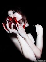 i tore your heart out. by VictoriaMorphine
