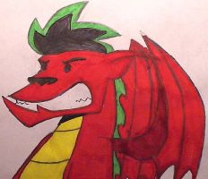 American Dragon: Jake Long by Magenta14