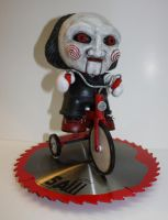 BILLY THE PUPPET by Italian-Goatee
