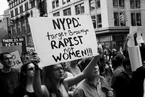 SlutWalk NYC 2 by BlackRoomPhoto