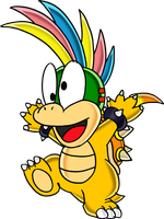 Lemmy Koopa v.2 by Tails19950