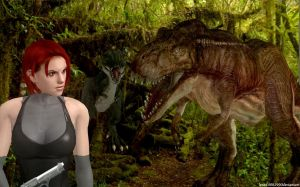 Dino Crisis by WolfShadow14081990