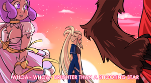 SHINE NO MATTER WHERE YOU ARE by mcstarries