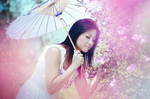 When Spring Comes by EmiNguyen