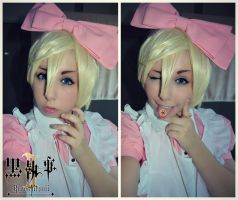 Alois in Wonderland: Contract Seal by tayla--chan