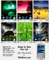 Dsma style My MacOsX Walls by dsma