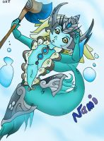 Nami, my favorite fish by OwyiSensei