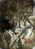 Dave Mustaine by elcrazy