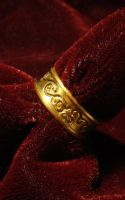 Carved Ring number 8 by TallGuyKen