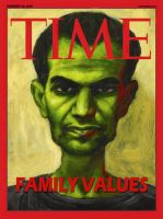 Time Magazine Cover by Panistheman
