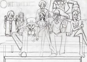 One.Piece_Nintendo.Wii by oNichaN-xD