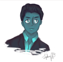 Moriarty: Palette Challenge by scarecrowfairytale88