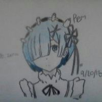 Rem by lesouless